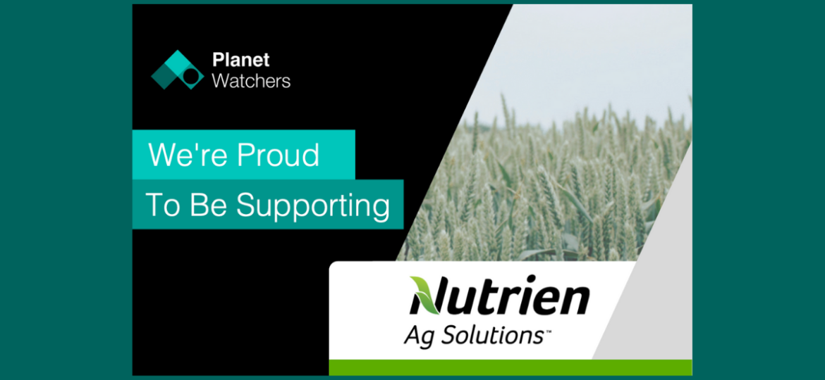 Supporting Nutrien Ag Solutions using Synthetic Aperture radar analysis.